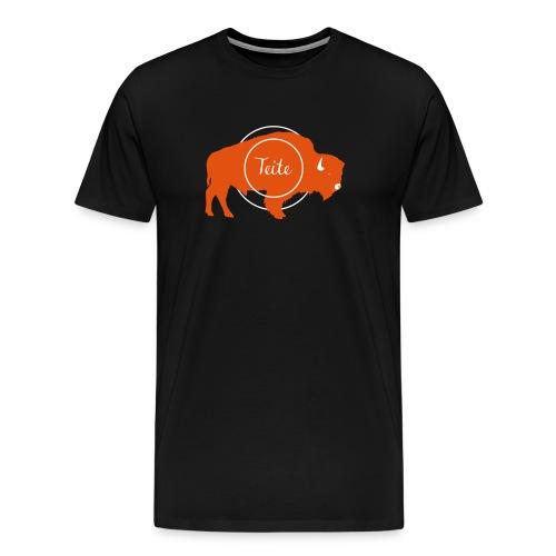 Teite T-Shirt für Herren - Männer Premium T-Shirt