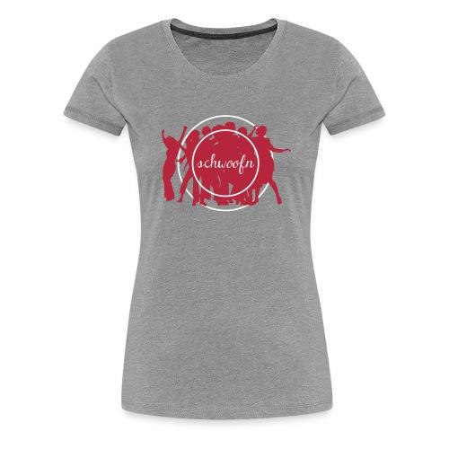 Schwoofn Frauen T-Shirt - Frauen Premium T-Shirt
