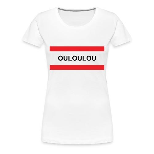 OULOULOU BASIC femme - T-shirt Premium Femme