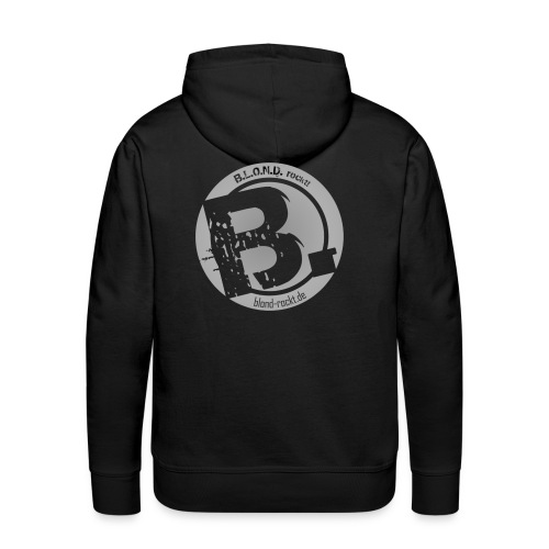B.L.O.N.D. - Kapuzenpullover - Männer Premium Hoodie