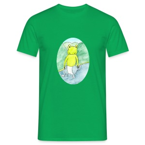 Frogbit T-shirt mens - Men's T-Shirt