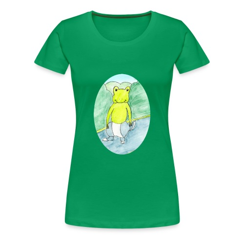 Frogbit T-shirt for women - Women's Premium T-Shirt