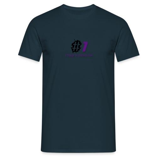 ZIPOXS #1 - Herre-T-shirt
