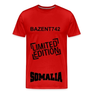 BAZZA Tee-shirt - Men's Premium T-Shirt
