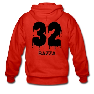 BAZZA jacket 32baz jacket - Men's Premium Hooded Jacket