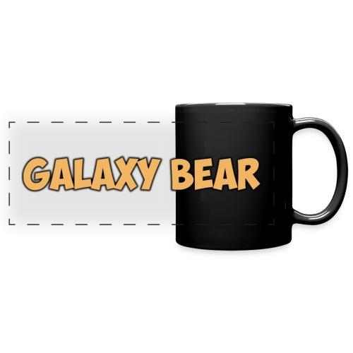 Galaxy Bear Mug - Full Color Panoramic Mug