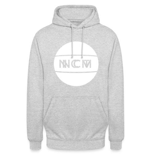 NNCCTM Logo - White | Hoodie  - Unisex Hoodie