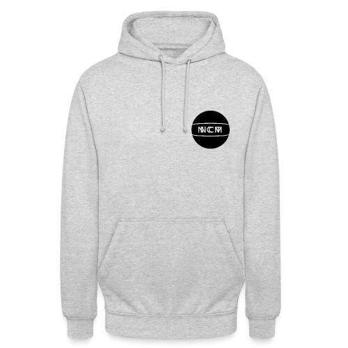 NNCCTM Logo (small) - Black | Hoodie  - Unisex Hoodie