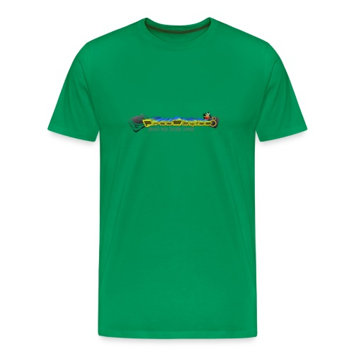 Freestyles For Men - Männer Premium T-Shirt