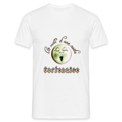 Les mille et une nuits Cortenaise - T-shirt Homme