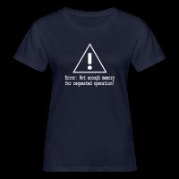 Memory Error Nerd Bio T-Shirt