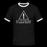 Memory Error Nerd T-Shirt