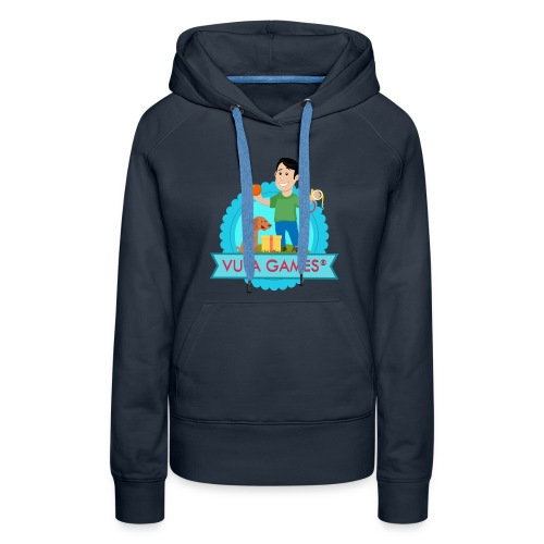 Sweat VUTA GAMES® - Sweat-shirt à capuche Premium pour femmes