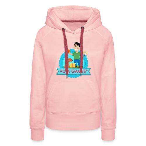 Sweat VUTA GAMES® - Sweat-shirt à capuche Premium pour femmes