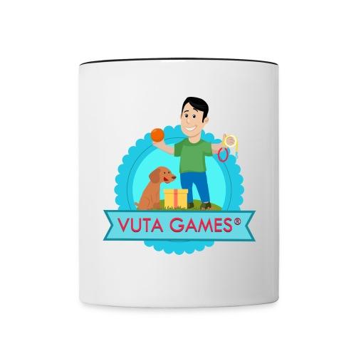 Mug VUTA GAMES® - Mug contrasté