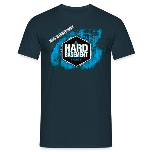 HB Steven Blau - Männer T-Shirt