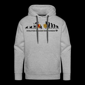 Evolution - Kerle - Männer Premium Hoodie
