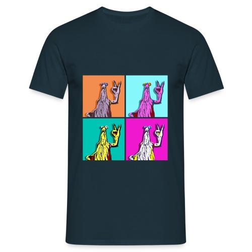 Warhol-Critter Men´s T-Shirt - Men's T-Shirt