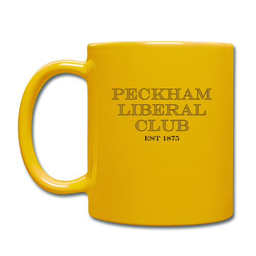 Peckham Liberal Club mug - Full Colour Mug