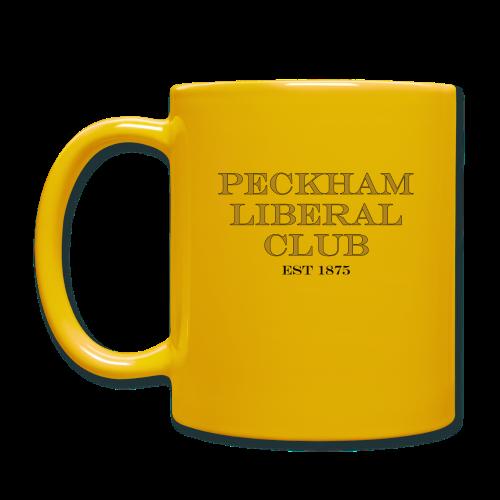 Peckham Liberal Club mug - Full Colour Mug
