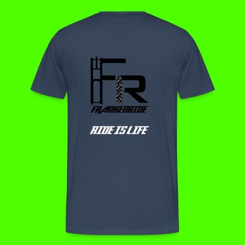 Frankenride T-Shirt für Männer - Männer Premium T-Shirt