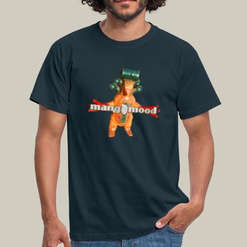 Männer T-Shirt mit mangomood Monster - Männer T-Shirt