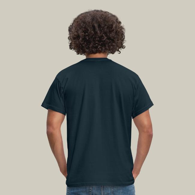Männer T-Shirt mit mangomood Monster