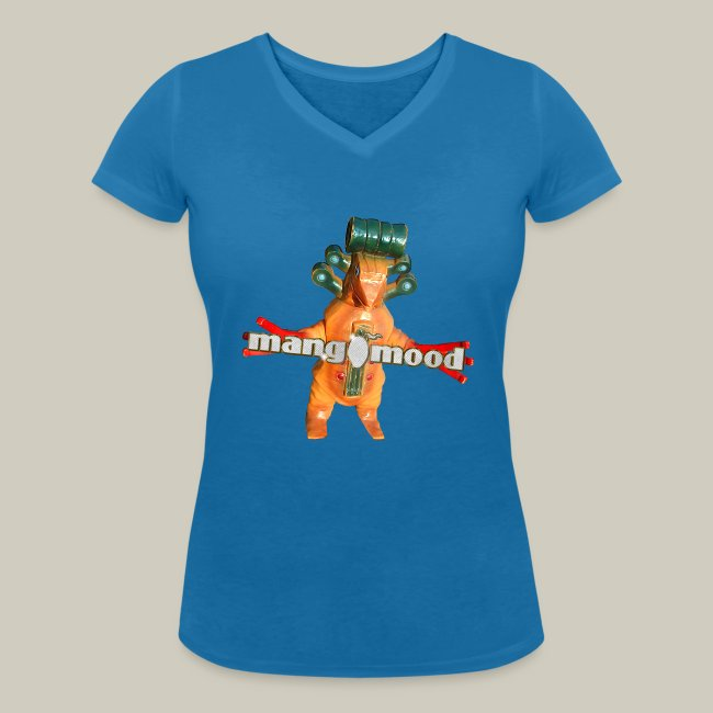 Frauen T-Shirt mit mangomood Monster