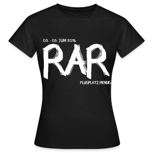 RAR 2016 Mendig - Girlie - Frauen T-Shirt