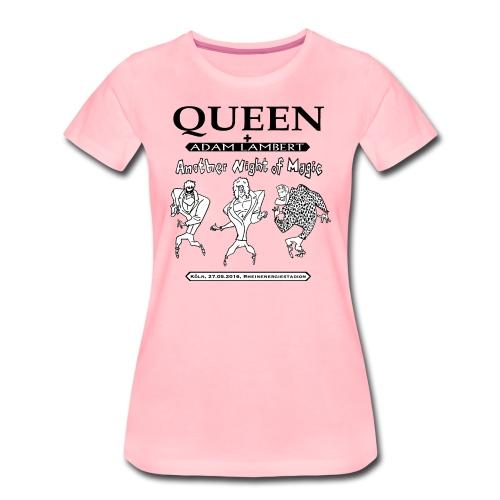 Q+AL Köln 2016 S/W - Frauen Premium T-Shirt