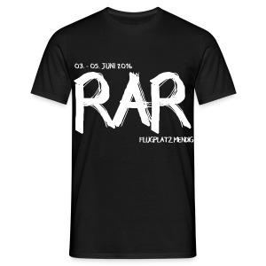 RAR 2016 Mendig - - Männer T-Shirt