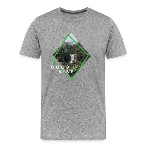 goodvibe summer jungle - Männer Premium T-Shirt