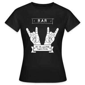 Bändchen 2016 - Frauen T-Shirt