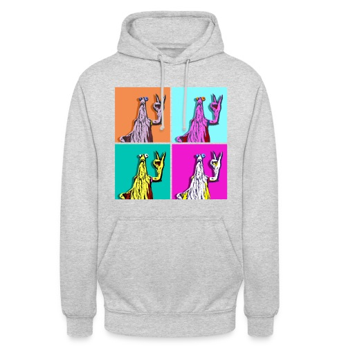 Warhol-Critter Sweater - Unisex Hoodie