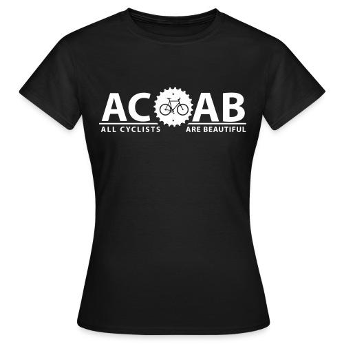 ACAB Tshirt LADY - Frauen T-Shirt