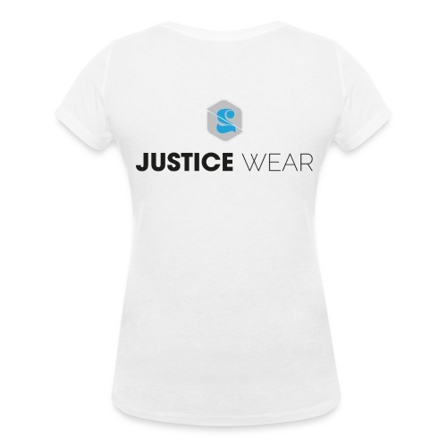 T-shirt Justice wear  - T-shirt bio col V Stanley & Stella Femme