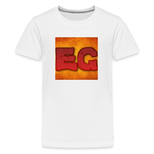 T-PAITA EG - Teenage Premium T-Shirt