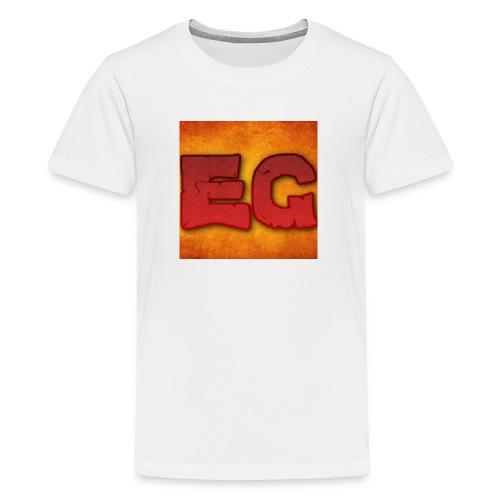 T-PAITA EG - Teenage Premium T-Shirt
