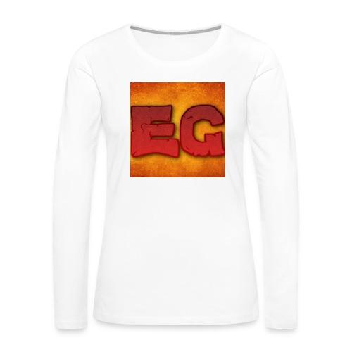 NAISTEN EG  - Women's Premium Longsleeve Shirt
