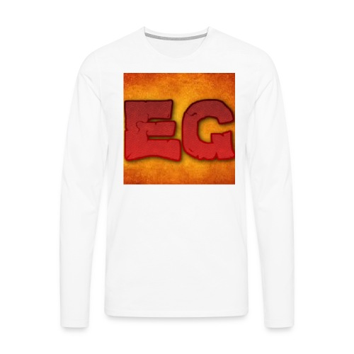 MIESTEN EG PITKÄHIHANE - Men's Premium Longsleeve Shirt