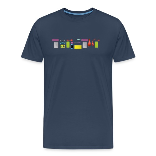 Maglietta Premium PensareMac - Maglietta Premium da uomo