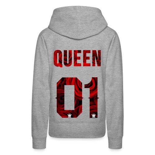 Jeezes Cripe Queen - Frauen Premium Hoodie