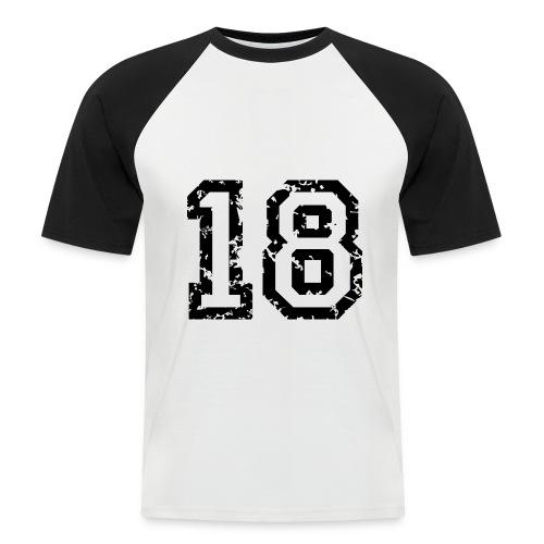 Basballshirt  - Männer Baseball-T-Shirt