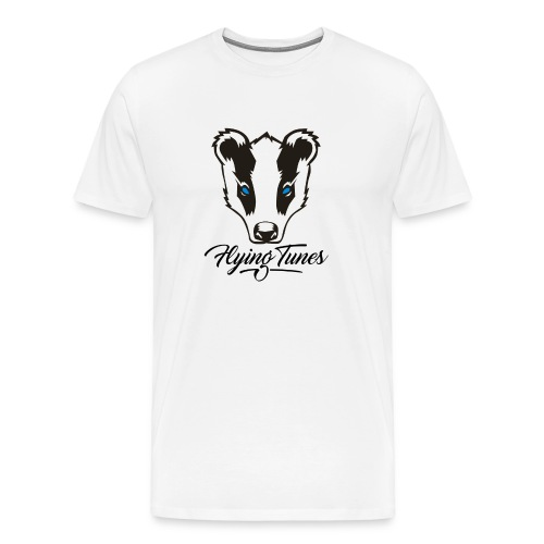 FlyingTunes Mascot - Men's Premium T-Shirt
