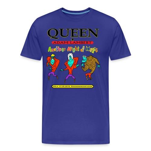 Q+AL Köln 2016 Color - Männer Premium T-Shirt