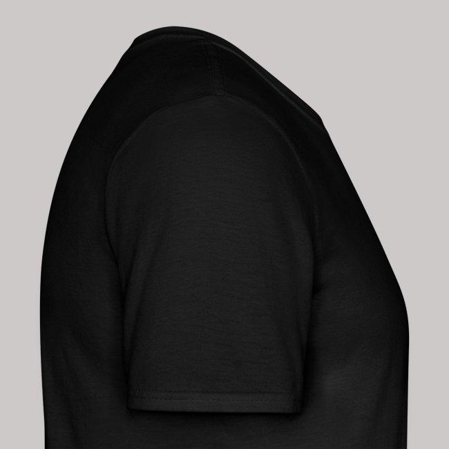T-Shirt Männer - Totenkopf, Pulle & Schraubenschlüssel (grauer Aufdruck)