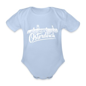 This is Osterdeich - Baby - Baby Kurzarm-Body