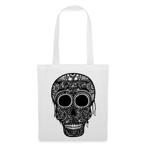 Tote Bag Sugar Skull - Tote Bag