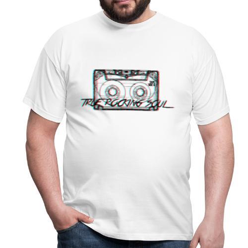 True Rocking Soul White - Männer T-Shirt