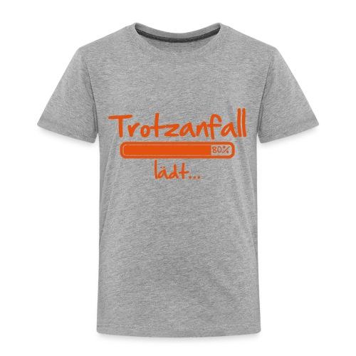 Kids-Shirt Trotzanfall - Kinder Premium T-Shirt